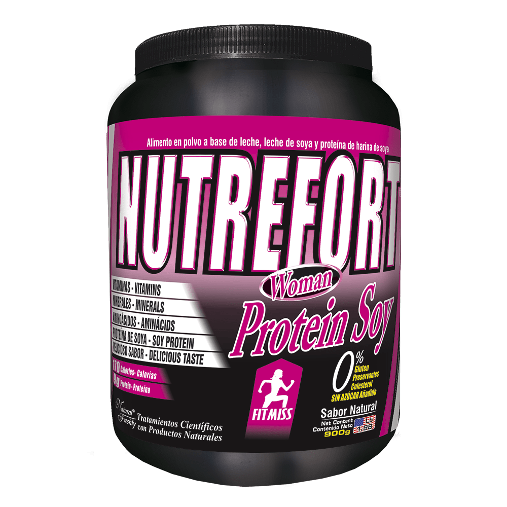 Nutrefort woman soy protein x 900 g