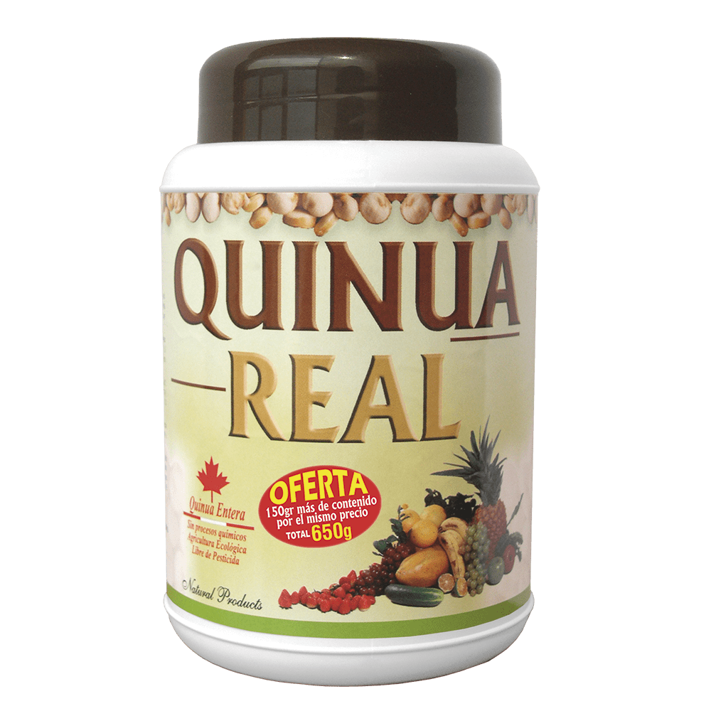 Quinua real x 650 g